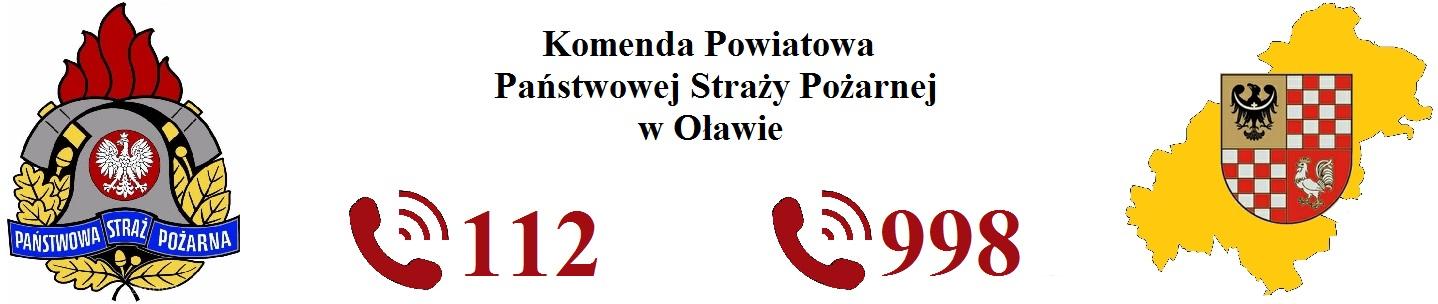 Komenda Powiatowa Państwowej Straży Pożarnej w Oławie